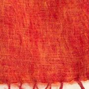 Echarpe Népal à partir de laine de yak – rouge (30 x 180 cm)1
