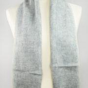 Népal écharpe grise ( 180 x 30 cm ) | Shawls4you.de |