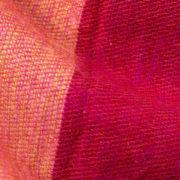 Népal écharpe rose violet rouge ( 180 x 30 cm)