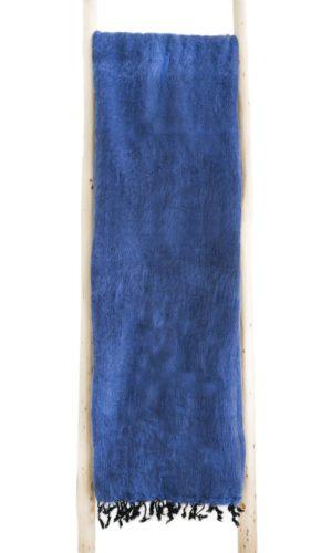 Népal Plaid jeans bleue- Commande en ligne - Shawls4you.