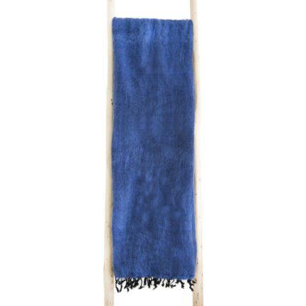 Népal Plaid jeans bleue- Commande en ligne – Shawls4you.