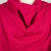 Népal Wrap Rouge, Rose (180 x 80 cm)2