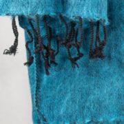 Népal serviettes bleu clair (180 x 80 cm)1