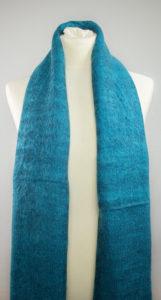 Népal serviettes bleu clair (180 x 80 cm)