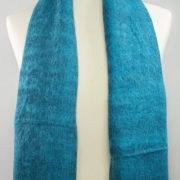 Népal serviettes bleu clair (180 x 80 cm)3