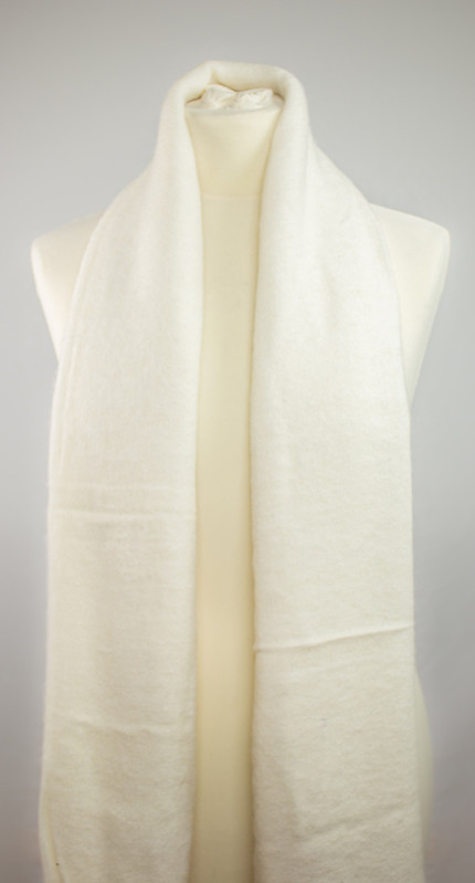 Nepal Stola Blanc (180 x 80 cm)3