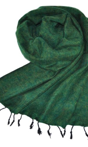 Nepal Wrap Vert (180 x 80 cm)