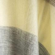 Nepal châle gris crème ( 180 x 80 cm )1