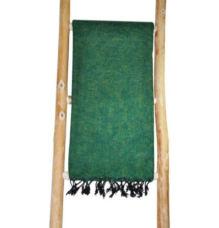 Nepal-foulard Vert Boutique en Ligne-Shawls4you.fr