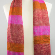 Tibetan Wrap Rose (180 x 80 cm) -commander en ligne | Shawls4you.fr |