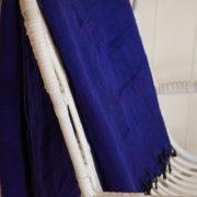 Tibetan couverture vivante Violet ( 220 x 120 cm) – 7
