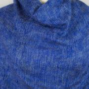 Tissus de laine de Yak Bleu (180 x 80 cm)1
