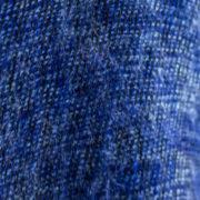 Tissus de laine de Yak Bleu (180 x 80 cm)2