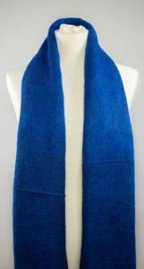 Wrap tibétain bleu foncé (180 x 80 cm) -commander en ligne | Shawls4you.fr |