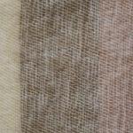 Yak couverture de laine rose blanche (220 x 120 cm)3