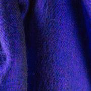 Yak laine châle violet (180 x 80 cm)1