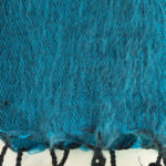 laine tibétaine bleu clair écharpe (30 x 180 cm)1