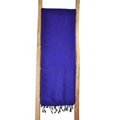 Népal Plaid violet – Commande en ligne – Shawls4you.fr